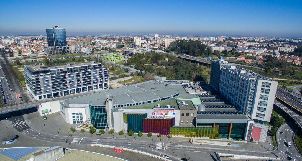 Apel, 1995 – 2005 <br> Dolce Vita Porto Shopping Centre