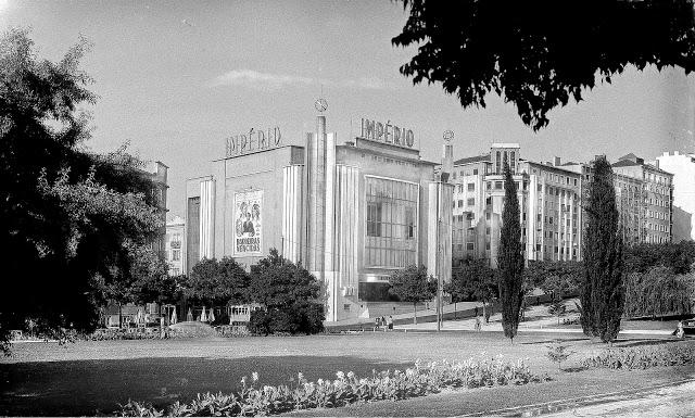 Apel - Rehabilitation of the cinema IMPÉRIO with Apel Signature