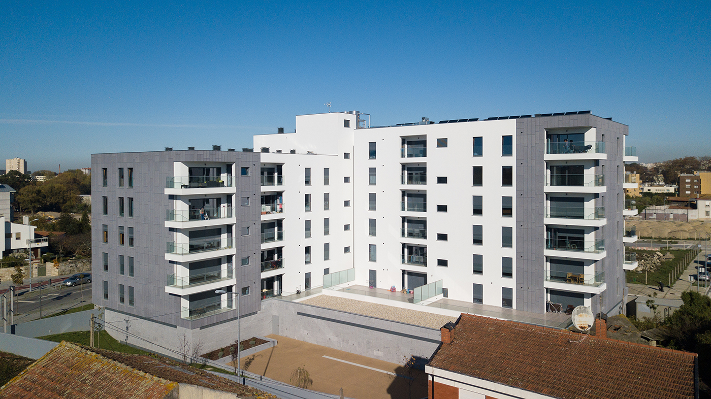 """Apel - Residential Building """"Paços da Prelada – Lote 3"""""""