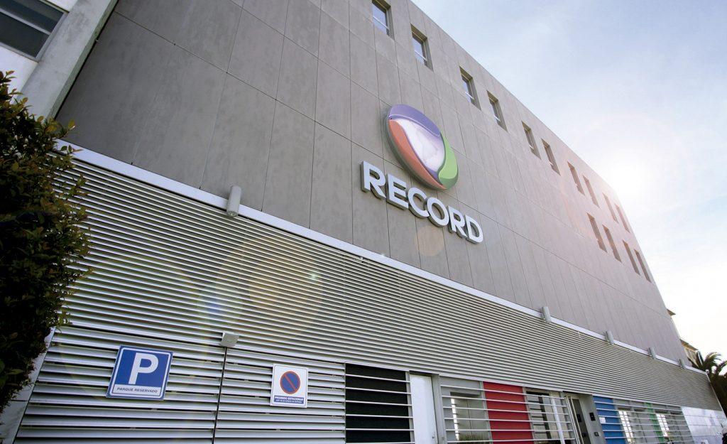 Apel - TV Record – Loures